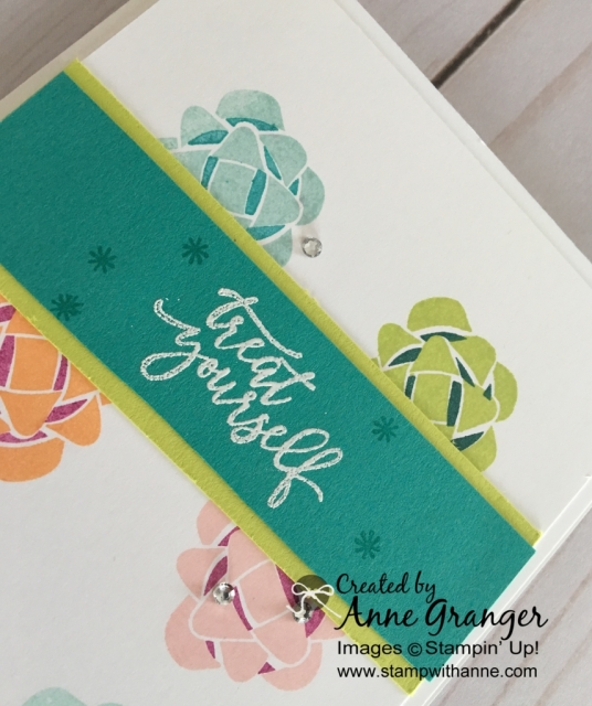 Picture Perfect Birthday stamp set by Stampin' Up!