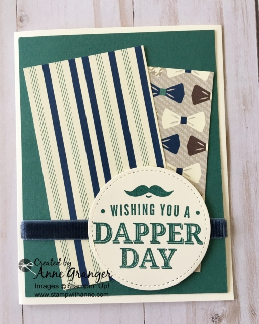 Truly Tailored Stamp set by Stampin' Up!