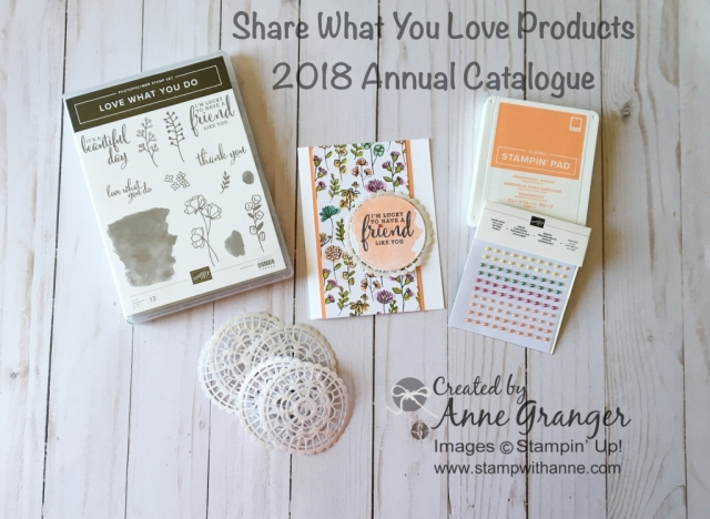 Share What You Love Bundle that is available till May 31