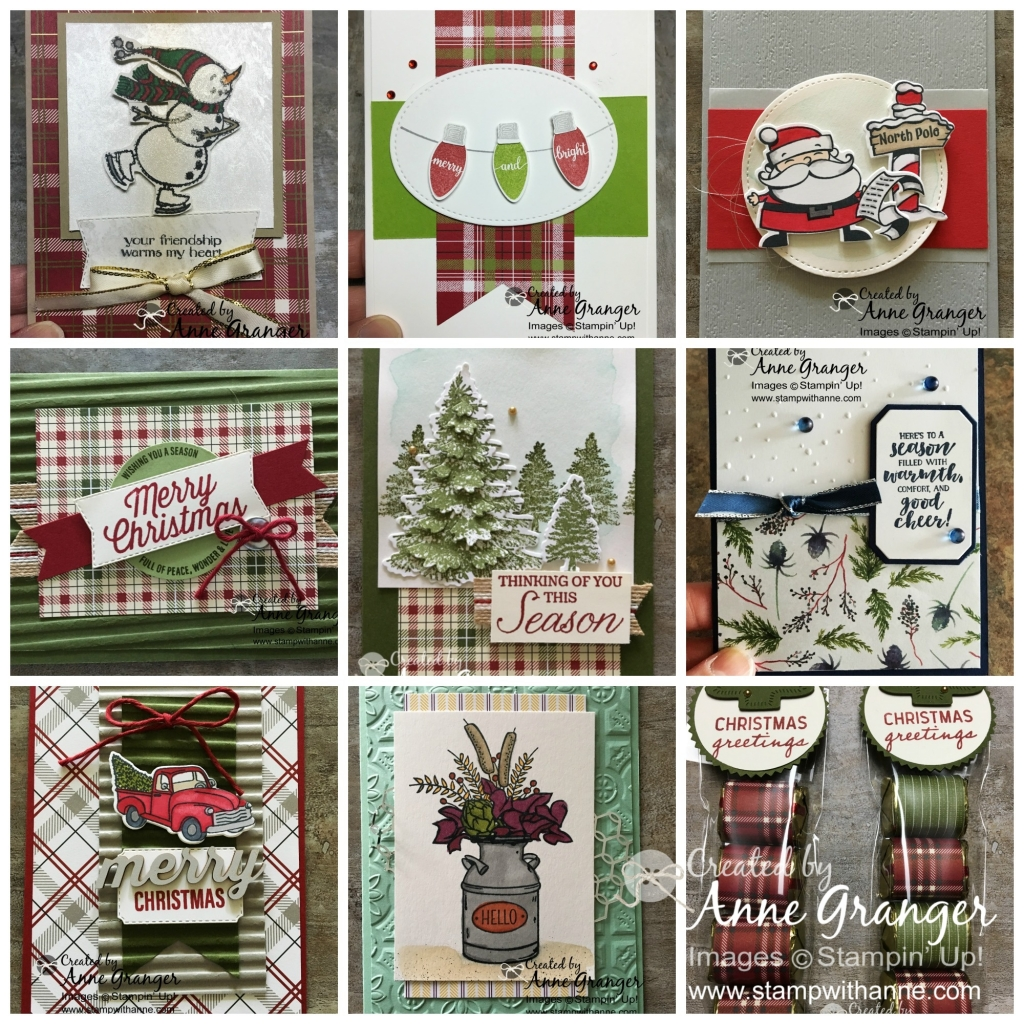 Last Day for the Holiday Catalogue - Stamp With Anne!